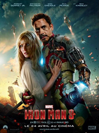 Etude Product Placement Impact du placement de produits dans Iron Man 3